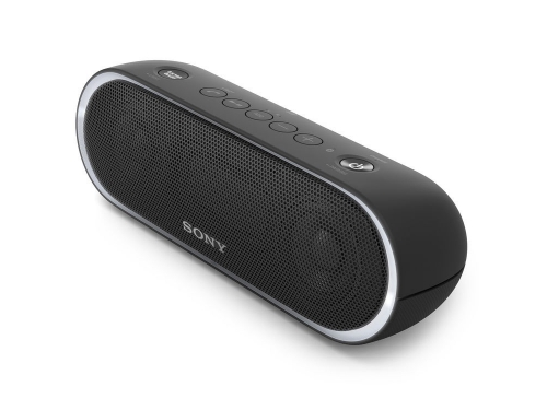Портативная акустика Sony SRS-XB20, черная, вид 1