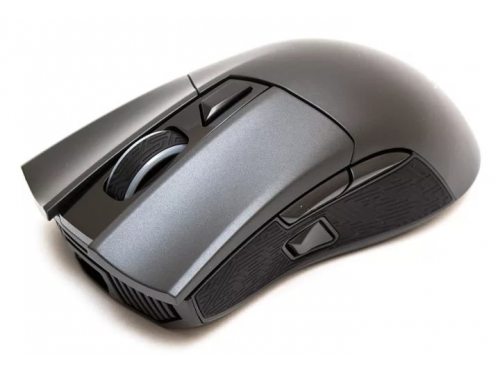 Мышь Asus ROG Gladius II (90MP00R0-B0UA00) черная, вид 1