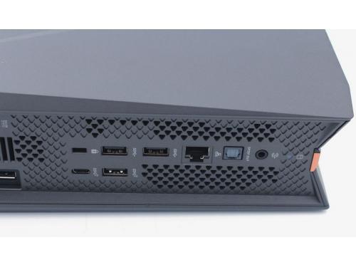 Фирменный компьютер Asus ROG GR8 II-T031Z (Core i7 7700/16Gb/1256Gb HDD+SSD/DVD нет/NVIDIA GeForce GTX 1060 3Gb/Wi-Fi/Bluetooth/Win 10 Home), чёрно-золотистый, вид 10