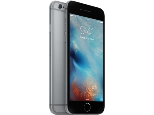 Смартфон Apple iPhone 6s 128GB, Space Gray (MKQT2RU/A), вид 1