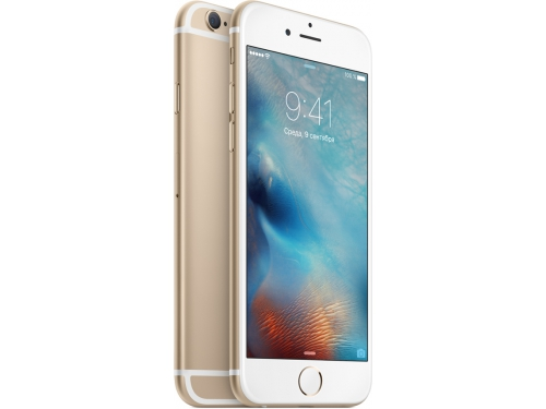 Смартфон Apple iPhone 6s Plus 128GB, Gold (MKUF2RU/A), вид 1