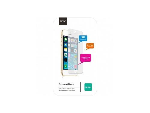 Защитное стекло для смартфона Защитное стекло skinBOX для Asus Zenfone 2 (ZE550KL) glare SP-182, вид 1