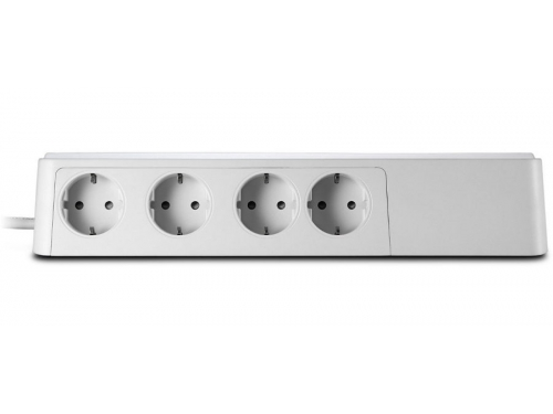 Сетевой фильтр APC Essential SurgeArrest PM8-RS (8 розеток, 2 метра), белый, вид 3