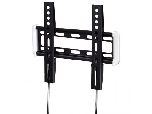 Кронштейн Hama H-118632, для ЖК ТВ (10''- 47'', до 25 кг, настенный, фиксированный), вид 2