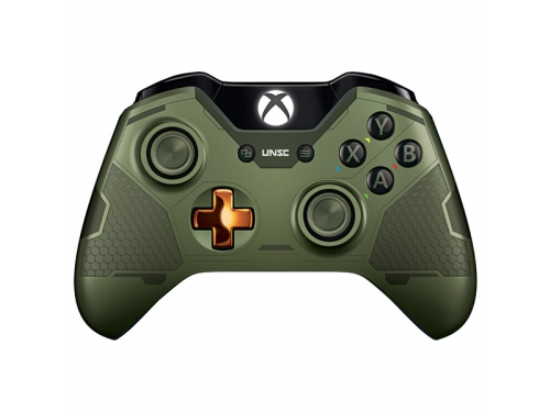 ������� Microsoft Xbox One Wireless Controller (Halo 5 Guardians - Master Chief), ��� 1