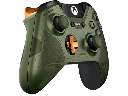 ������� Microsoft Xbox One Wireless Controller (Halo 5 Guardians - Master Chief), ��� 2