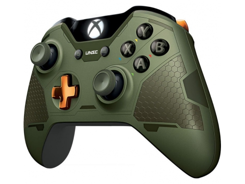 ������� Microsoft Xbox One Wireless Controller (Halo 5 Guardians - Master Chief), ��� 3