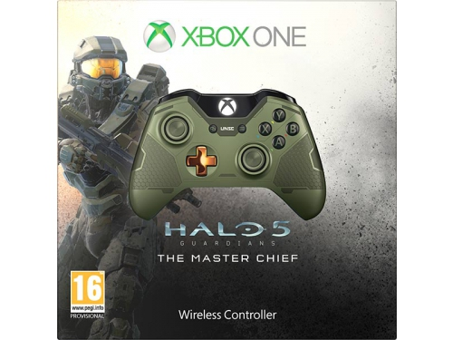 ������� Microsoft Xbox One Wireless Controller (Halo 5 Guardians - Master Chief), ��� 4