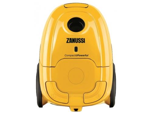Пылесос ZANUSSI ZANSC00 желтый, вид 1