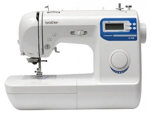 Швейная машина BROTHER JS 70E, вид 1
