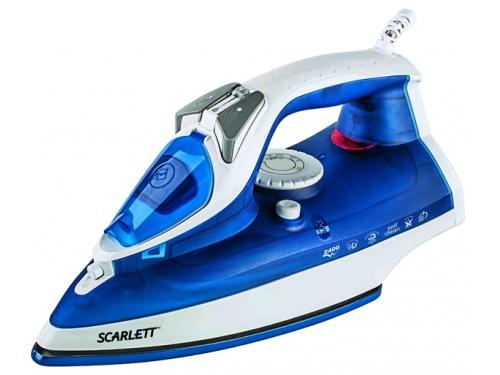 Утюг SCARLETT SC-SI30E01 синий, вид 1