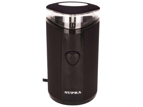 Кофемолка Supra CGS-310 черная, вид 1