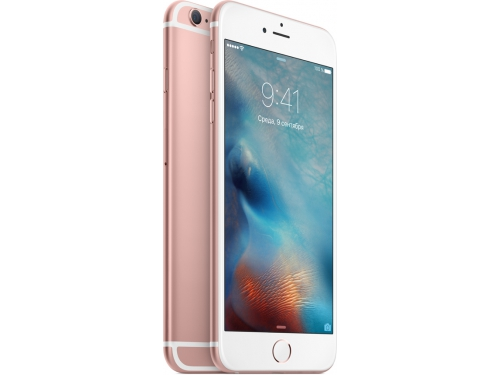 �������� Apple iPhone 6s 16GB, Rose Gold (MKQM2RU/A), ��� 1