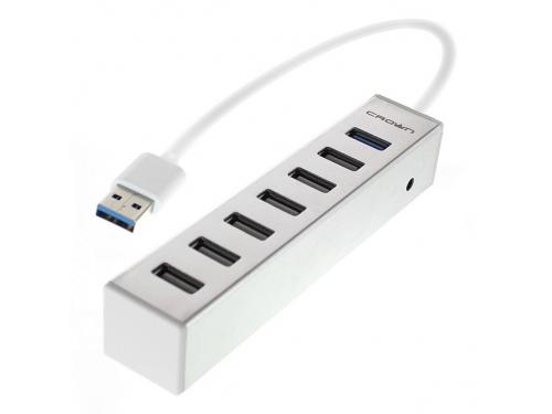 USB ������������ CROWN CMU3-08 (USB 2.0 + USB 3.0), ��� 2