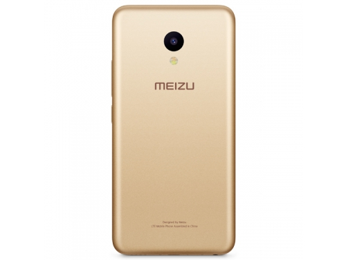 Смартфон Meizu M5c 2/16Gb, золотистый, вид 2
