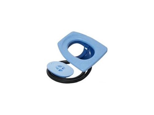 Биотуалет Separett Privy 500 (сиденье-туалет), вид 1