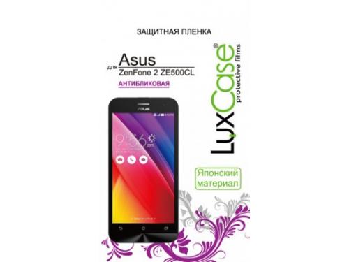 Защитная пленка для планшета LuxCase  для Asus Zenfone 2 ZE500cl (Антибликовая),, вид 1