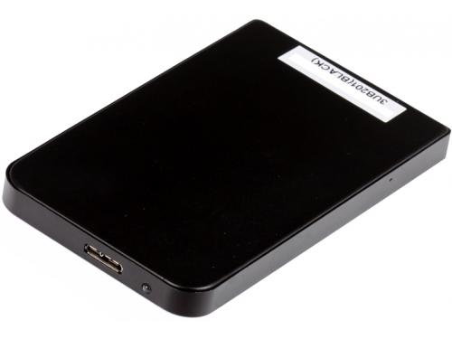 Корпус для жесткого диска AgeStar 3UB2O1 (2.5'', microUSB 3.0), чёрный, вид 2