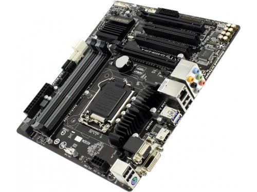 ����������� ����� GIGABYTE GA-B85M-D3H-A rev.1.0 (Socket 1150, Intel B85, mATX, 4xDDR3, VGA / DVI-D / HDMI), ��� 2