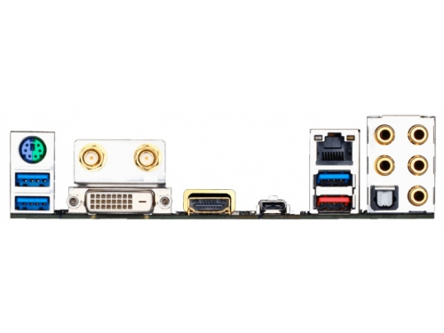 Материнская плата GIGABYTE GA-Z170N-Gaming 5 (rev. 1.0) (mini-ITX, LGA1151, Intel Z170), вид 3