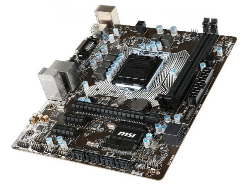 ����������� ����� MSI B150M PRO-VD D3 (mATX, LGA1151, Intel B150), ��� 2