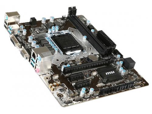 ����������� ����� MSI B150M PRO-VD D3 (mATX, LGA1151, Intel B150), ��� 3