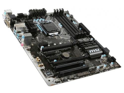 Материнская плата MSI B150 PC MATE (ATX, LGA1151, Intel B150), вид 2