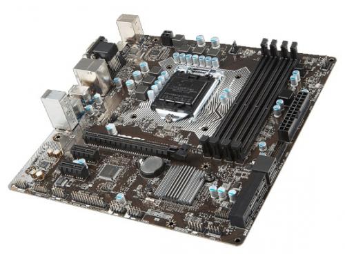 ����������� ����� MSI H170M PRO-VDH (mATX, LGA1151, Intel H170), ��� 3