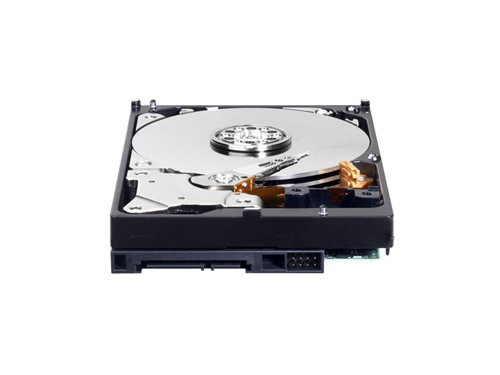 Жесткий диск Western Digital WD5000AZRZ (500 Gb, SATA3, 3.5'', 7200rpm), Blue, вид 3