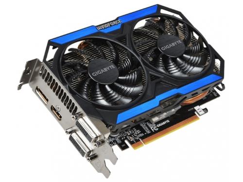 ���������� GeForce GIGABYTE GeForce GTX 960 1127Mhz PCI-E 3.0 4096Mb 7010Mhz 128 bit 2xDVI HDMI HDCP (GV-N960D5-4GD), ��� 2