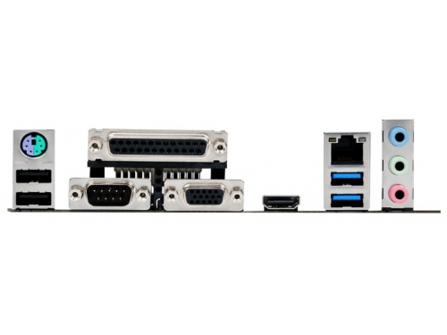 Материнская плата ASUS H110M-D D3 (mATX, LGA1151, Intel H110), вид 4