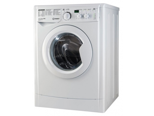 Стиральная машина Indesit EWSD 61031 белая, вид 1