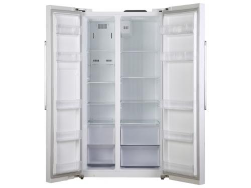 Холодильник Shivaki SHRF-600SDW белый, вид 1