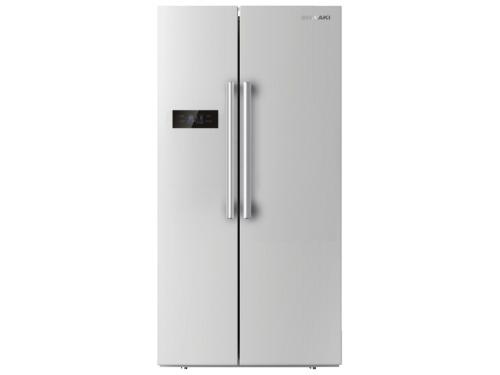 Холодильник Shivaki SHRF-600SDW белый, вид 2