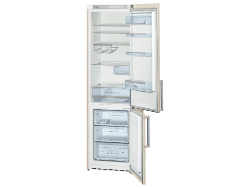 Холодильник Bosch KGV39XK23R белый, вид 2