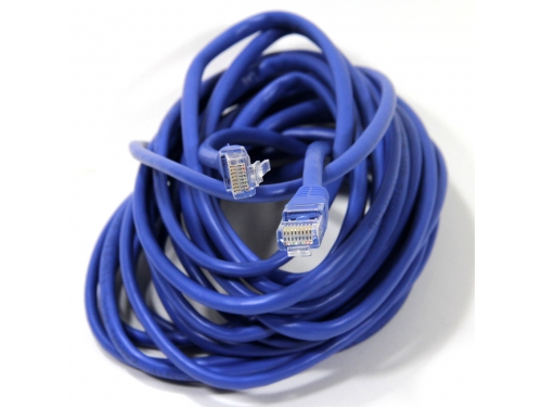 Кабель (шнур) Aopen UTP Cable Patch Cord 5m ANP511 5M B, вид 1