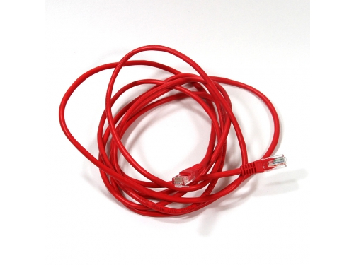 ������ (����) Aopen UTP 5e Cable Patch Cord 3m ANP511_3M_R, ��� 1