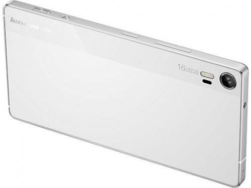 Смартфон Lenovo Z90 Vibe Shot, белый, вид 2