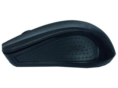 Мышка CBR CM-404 USB, чёрная, вид 4