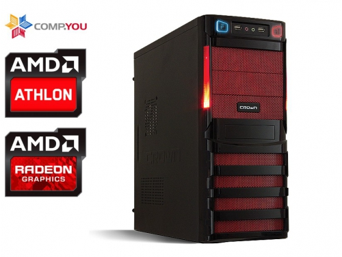 Системный блок CompYou Home PC H555 (CY.537578.H555), вид 1