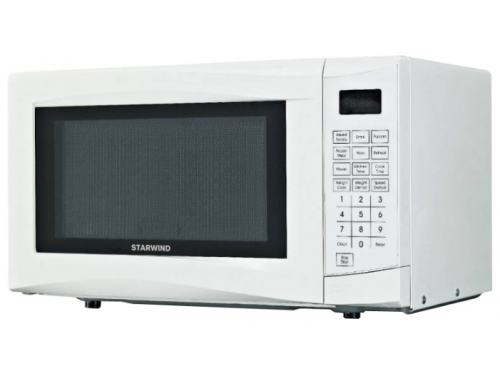 Микроволновая печь Starwind SMW4217, белая, вид 1