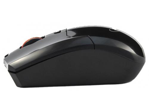 Мышка Gembird MUSW-212, черн, 3кн.+колесо-кнопка, 2.4ГГц, 1600 dpi, вид 2