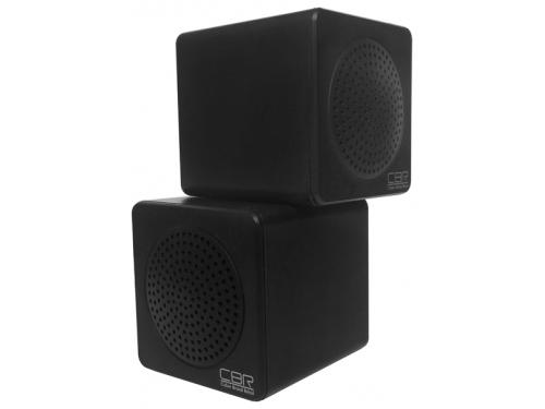 Компьютерная акустика CBR CMS 292, стерео, USB, чёрные, вид 2