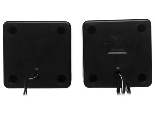 Компьютерная акустика CBR CMS 292, стерео, USB, чёрные, вид 3