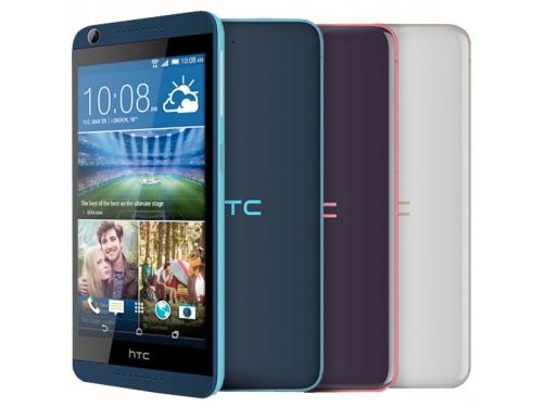 Смартфон HTC Desire 626g dual sim, синий, вид 2