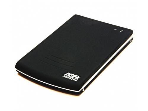 Корпус для жесткого диска AgeStar SUB2O5 (внешний, SATA / mini-USB), вид 1