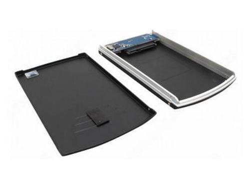 Корпус для жесткого диска AgeStar SUB2O5 (внешний, SATA / mini-USB), вид 2