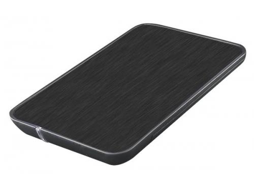 Корпус для жесткого диска AgeStar SUB2A8 (SATA - USB2.0, 2.5''), чёрный, вид 1