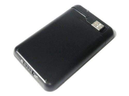 Корпус для жесткого диска AgeStar SUB2A8 (SATA - USB2.0, 2.5''), чёрный, вид 2
