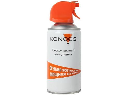 Чистящая принадлежность для ноутбука Konoos KAD-520F (баллон с воздушной смесью), 520 мл, вид 1
